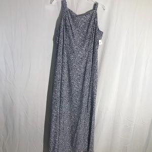 NEW Old Navy Maxi Slip Dress Size XL